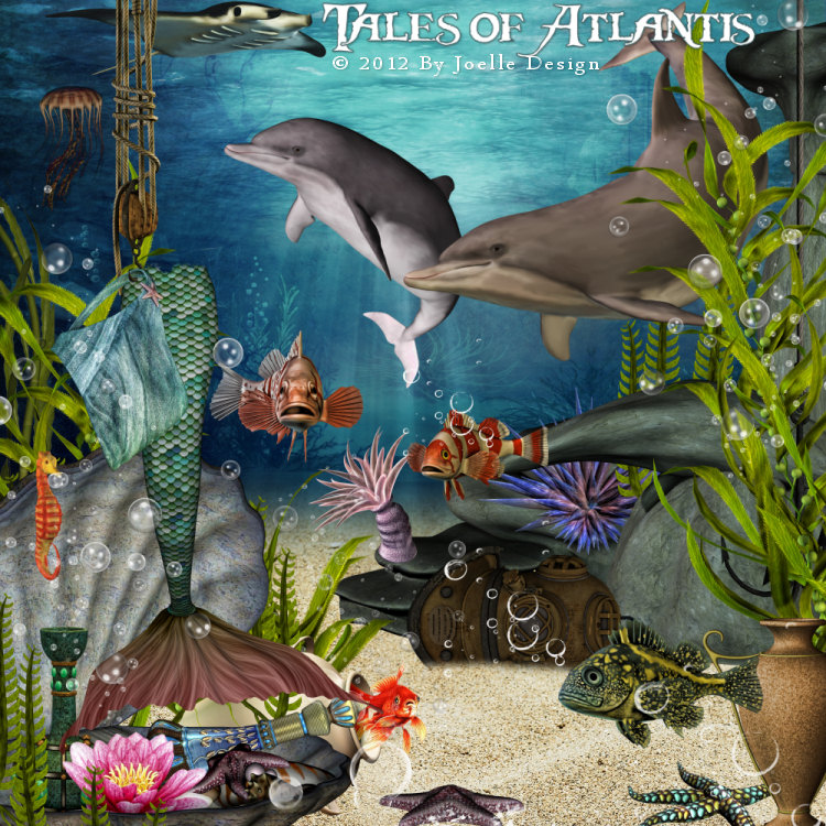 Tales of Atlantis