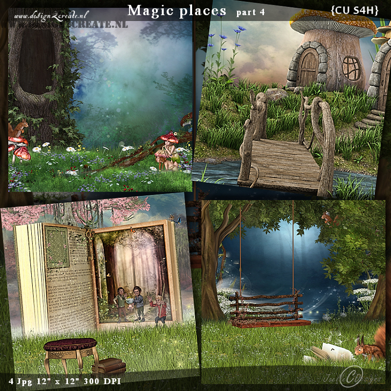 CU Magic places 4